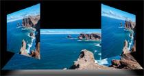3D slideshow