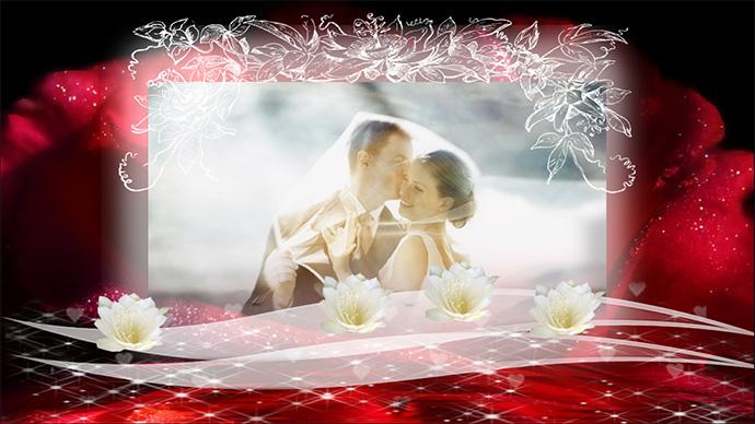 Best Wedding Slideshow Template
