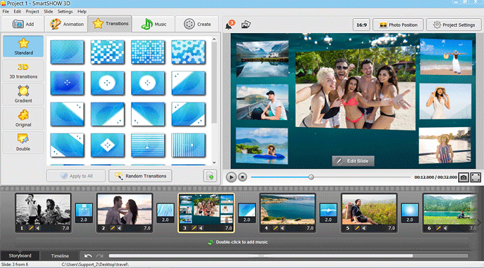 Video Collage Maker For Pc How To Make A Video Collage