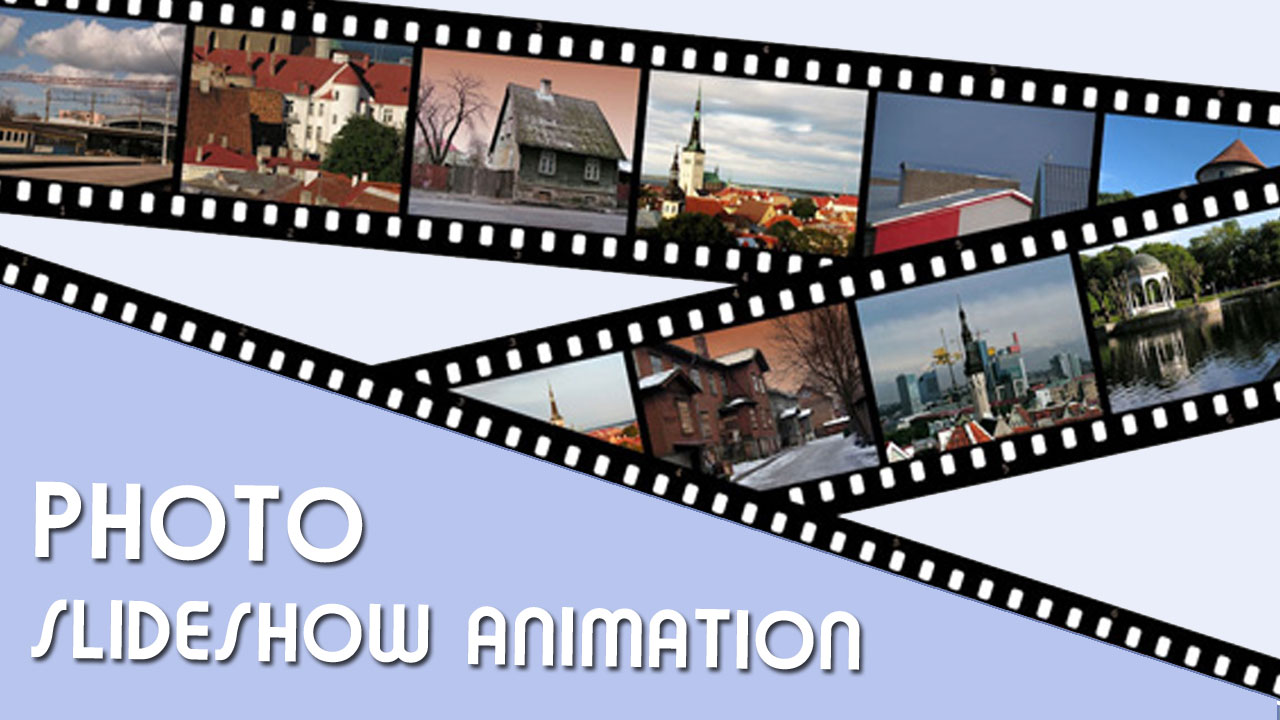 Animation effects in SmartSHOW 3D