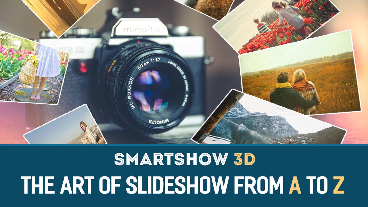 Slideshow Tutorial - Master the Art of 3D Slideshow!
