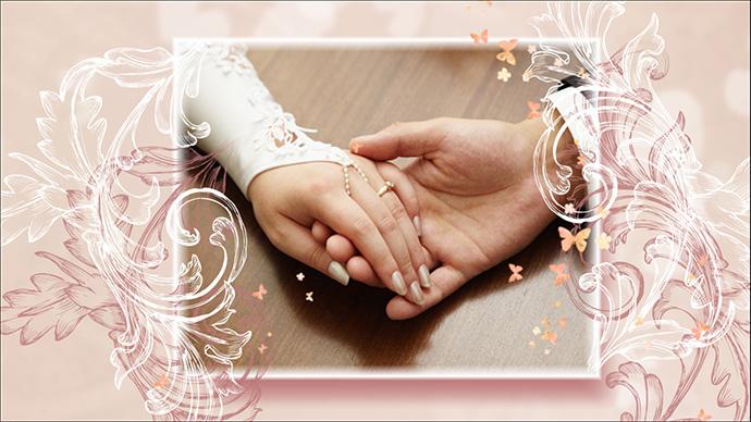 Wedding Slideshow Design