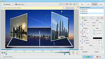 Photo Slideshow Software With 3d Effects Smartshow 3d